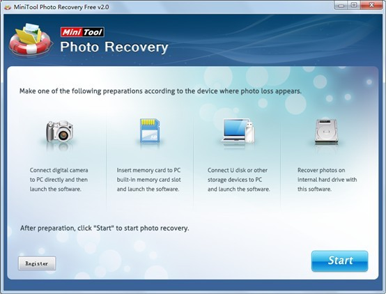 Free-photo-recovery-main-interface
