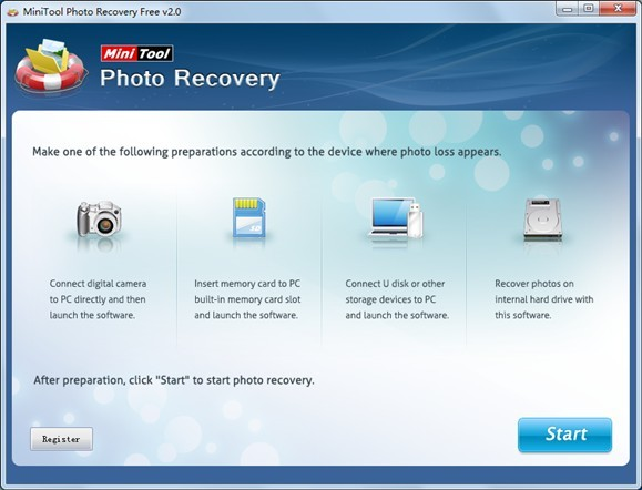 Photo-recovery-tool-main-interface