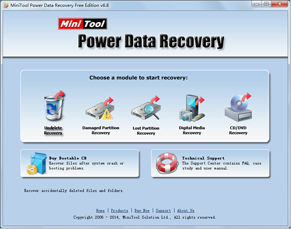 Recover photo from formatted SD card