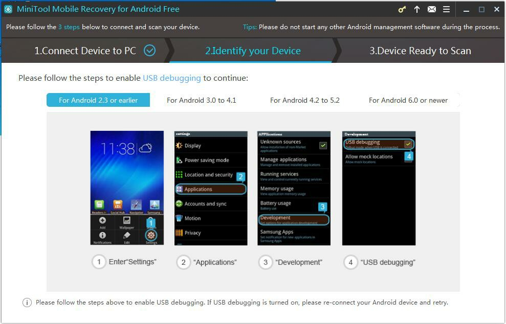 Solved How To Recover Data After Factory Reset Android