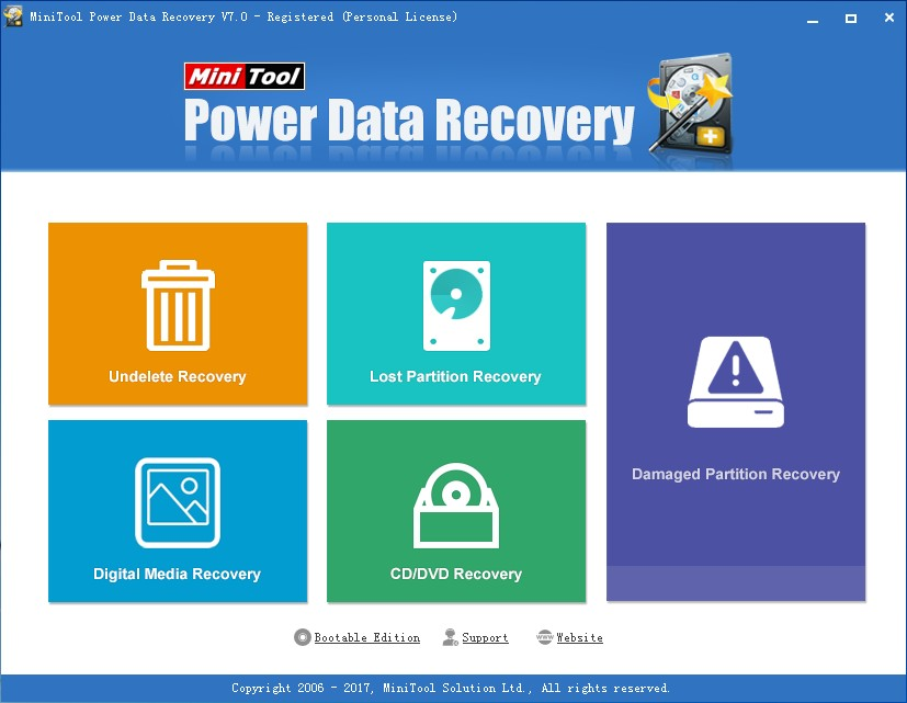 recover lost files from SD carfd after android update use power data recovery