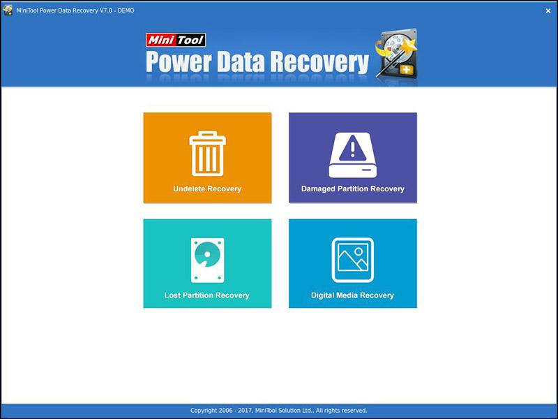 main interface boot disk