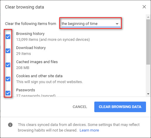 Recover history files Google Chrome 12