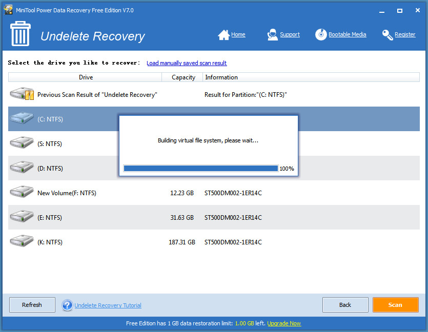 Recover history files Google Chrome 4