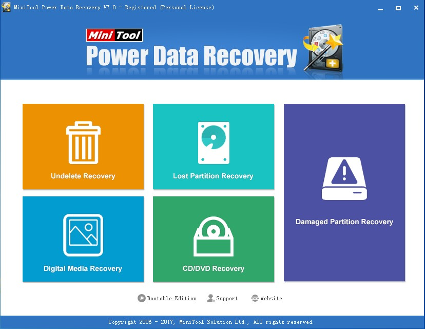 recover antivirus deleted files using data recovery softfware 1
