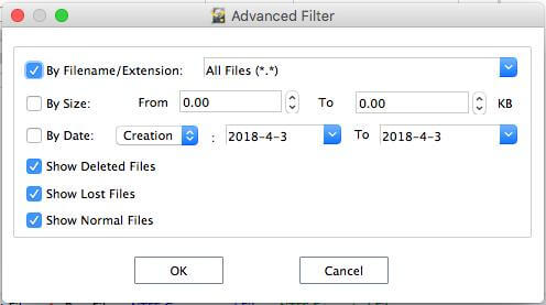 how to avoid the folder with exclamation after upgrade mac