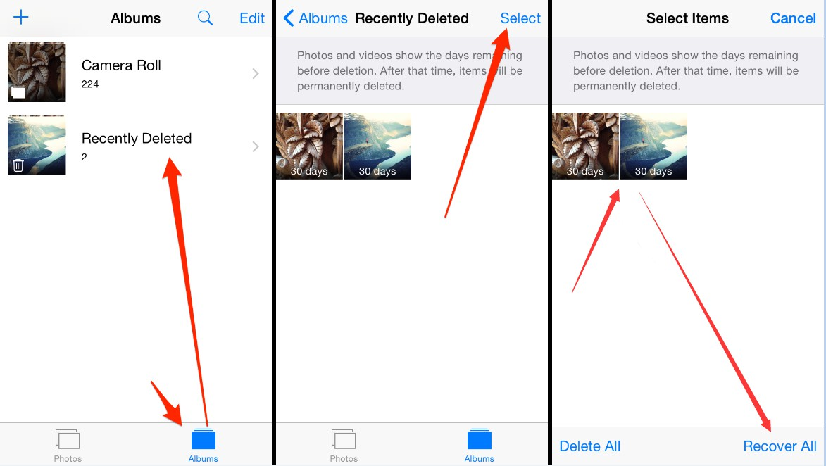 Recover Data From Wiped Iphone