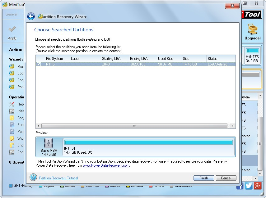 minitool power data recovery 6.8 crack + serial keygen