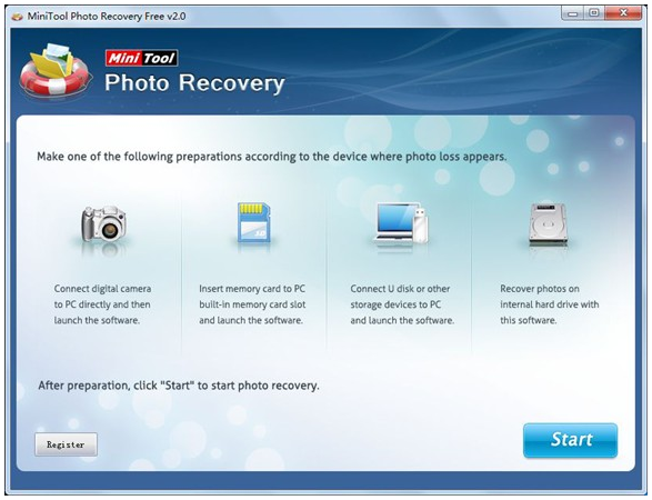 digital photo recovery software free download+full version
