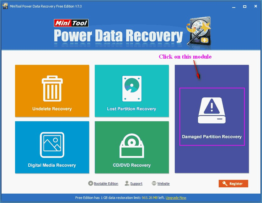 Recover formatted SD card 5