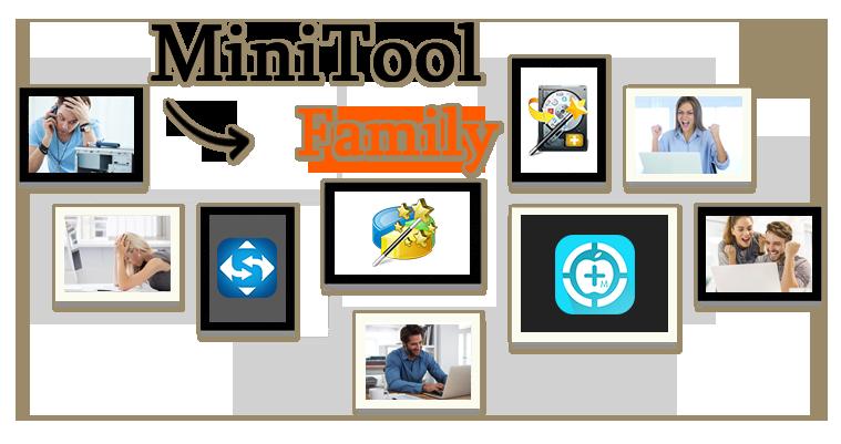 MiniTool Family