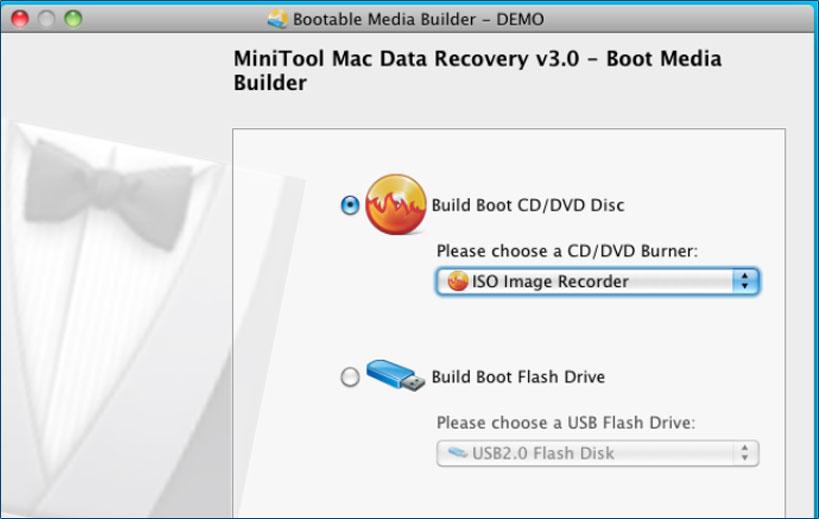 mac create bootable disk image