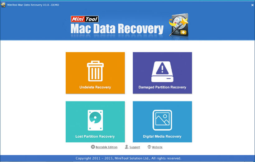 minitool data recovery boot disk
