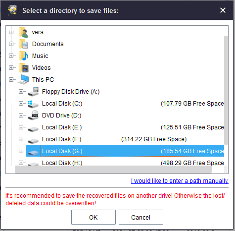 It's Easy to Fix Access Is Denied Error (Focus on Disk and