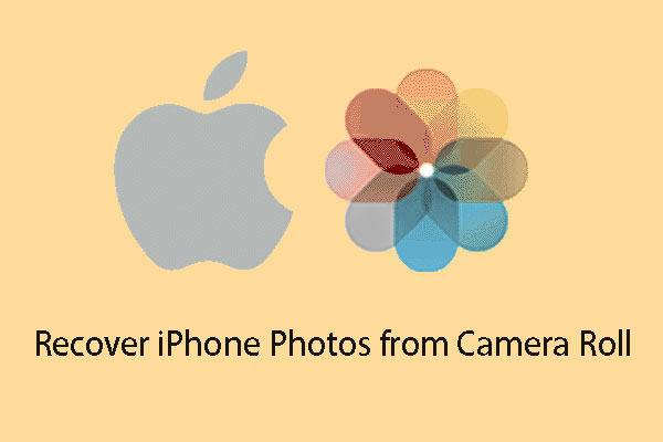 iphone camera roll recovery thumbnail
