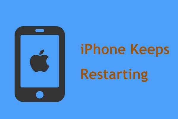 9 Ways to Fix iPhone Keeps Restarting or Crashing Issue - MiniTool