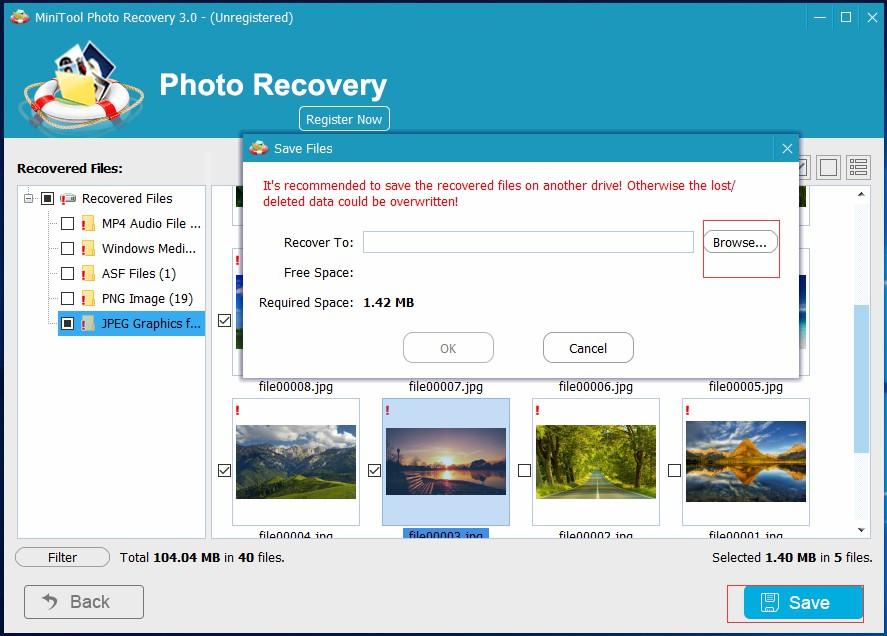 5 Ways – This Media File Doesn't Exist (on SD Card/Internal
