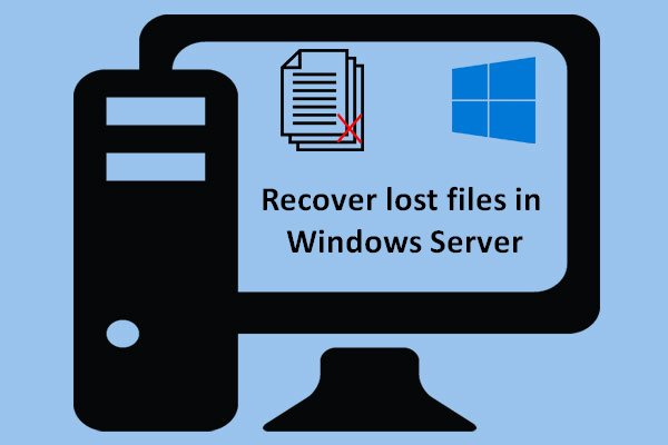recover lost files windows server thumbnail