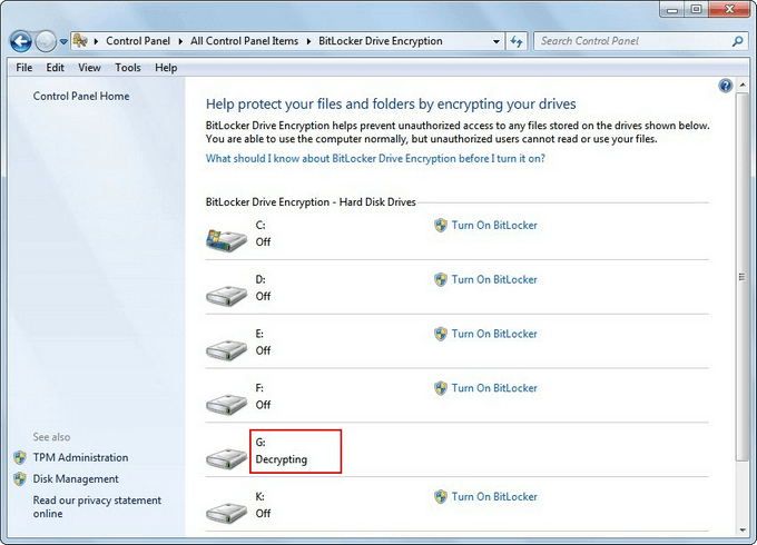 How Can BitLocker Drive Encryption Recovery Be Done With