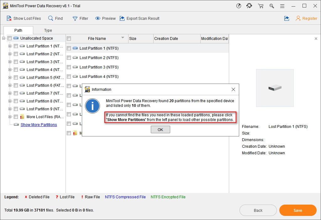Recover Data From Disk Shows As Unknown Without Damaging It - MiniTool