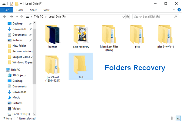 The Fabulous Folders Recovery Software Is Ready For You To