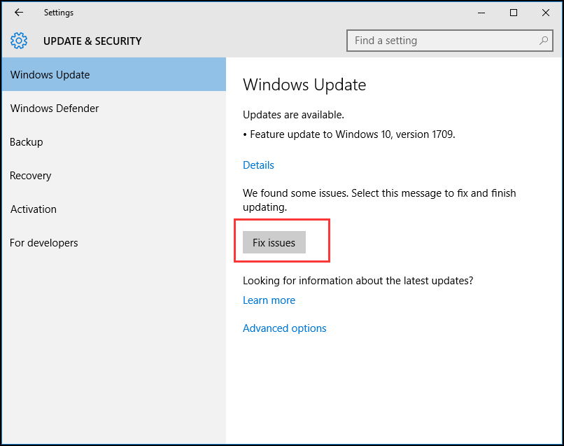 7 Effective Solutions to Fix Windows 10 won't Update  #6 Is