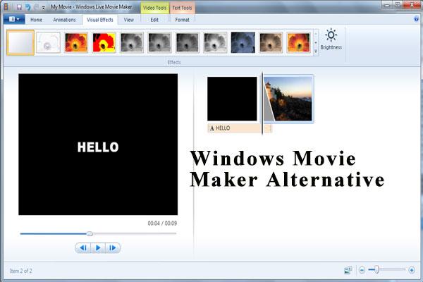 best free alternative to movie maker