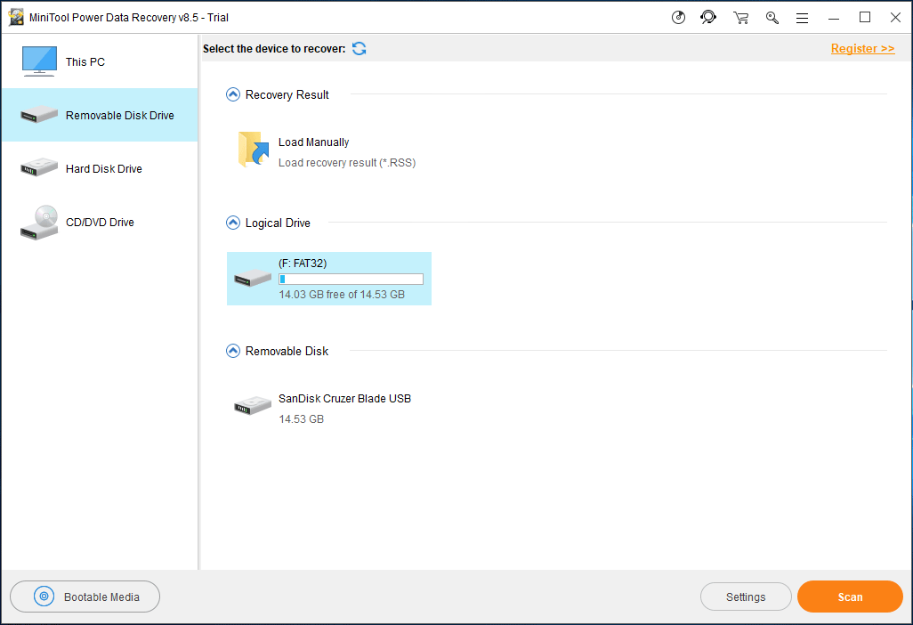 How to Easily Recover Files Deleted by ES File Explorer in