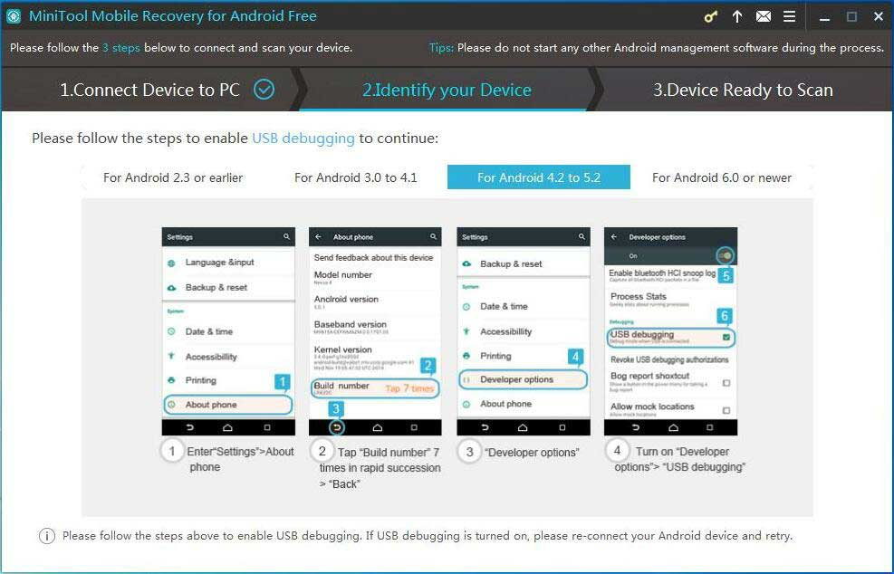 How to Easily Recover Files Deleted by ES File Explorer in Android
