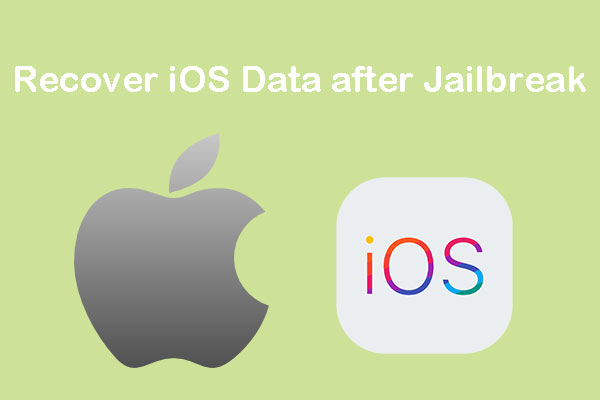 recover ios data after jailbreak thumbnail