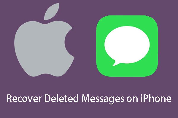 Can I Retrieve Deleted Messages from My iPhone? Solutions