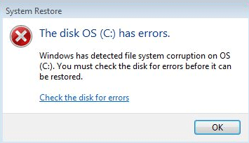 4 Solutions to Windows Has Detected File System Corruption - MiniTool
