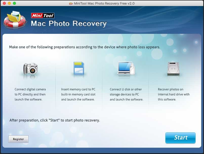 See! I Can Free Recover Mac Photos with Ease - MiniTool