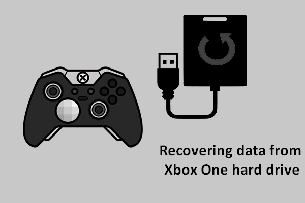 Useful Tips On Recovering Data From Xbox One Hard Drive By Yourself