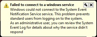 Top 4 Solutions to Issue Failed to Connect to a Windows Service