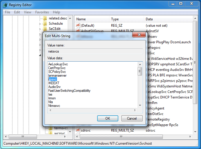 Top 4 Solutions to Issue Failed to Connect to a Windows