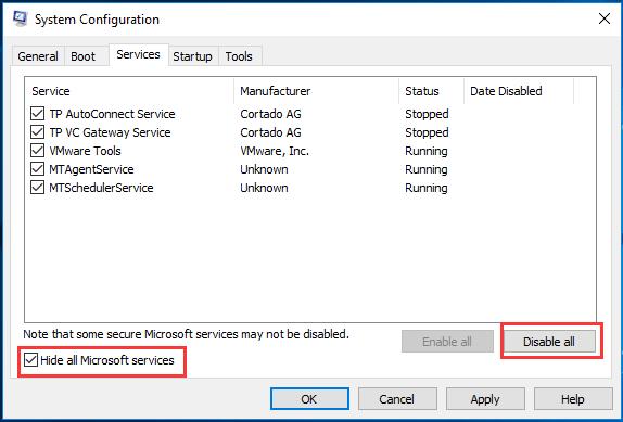 Top 5 Ways to Potential Windows Update Database Error