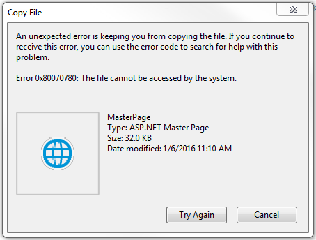 Best Fixes for the File Cannot Be Accessed by the System