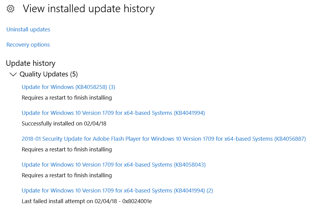 Full Fixes: The Update Is Not Applicable to Your Computer