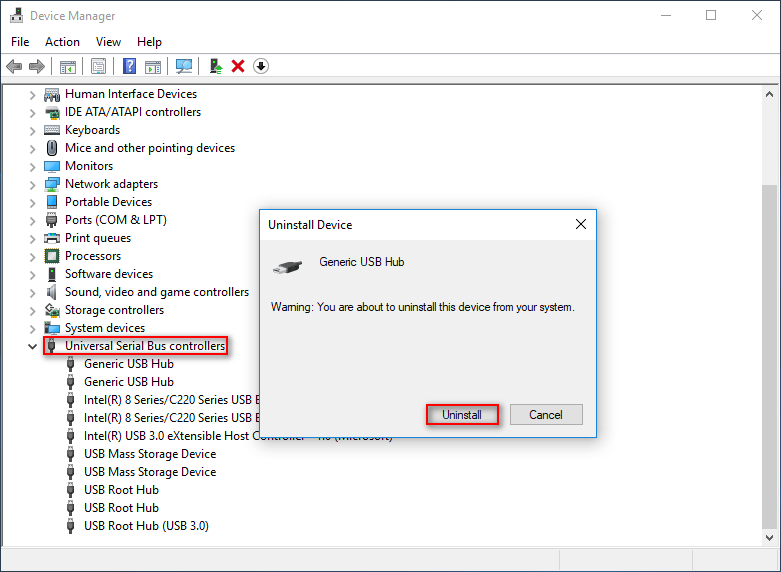 How To Fix DiskPart Has Encountered An Error - Solved - MiniTool
