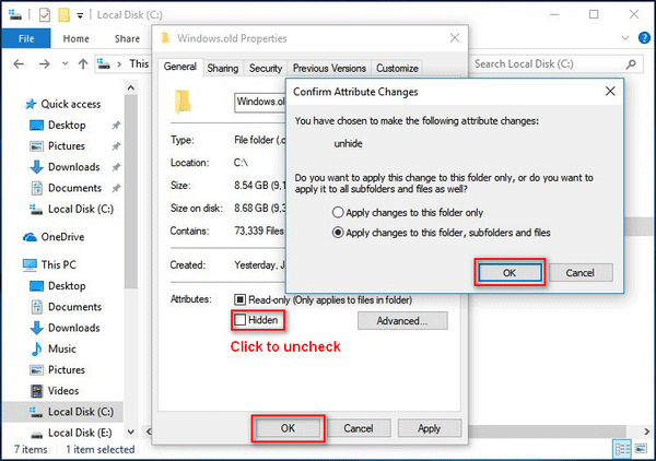 Recover Data From Windows old Folder In A Quick But Safe Way