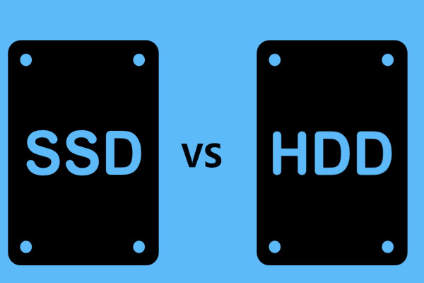 ssd vs hdd thumbnail - Blackout, Finally got an SSD. All I say is wow..