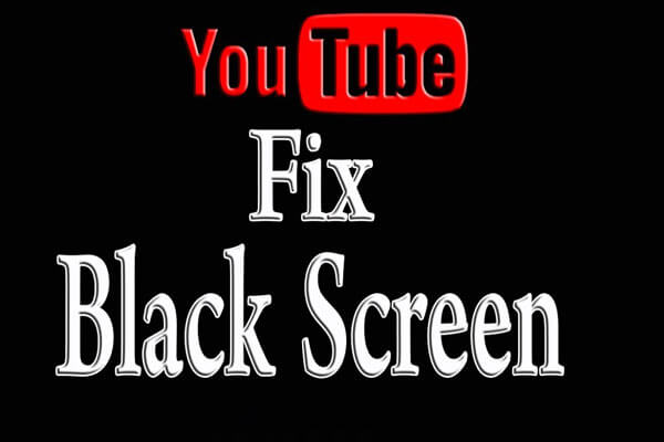 youtube video black screen firefox