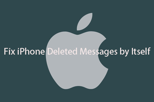 Effective Solutions for iPhone Deleting Messages by Itself