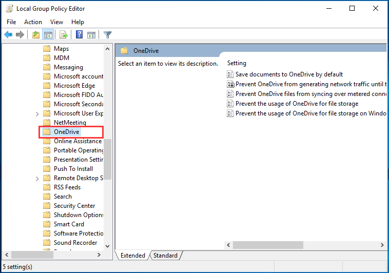 Solved – How to Disable or Remove OneDrive in Windows 10