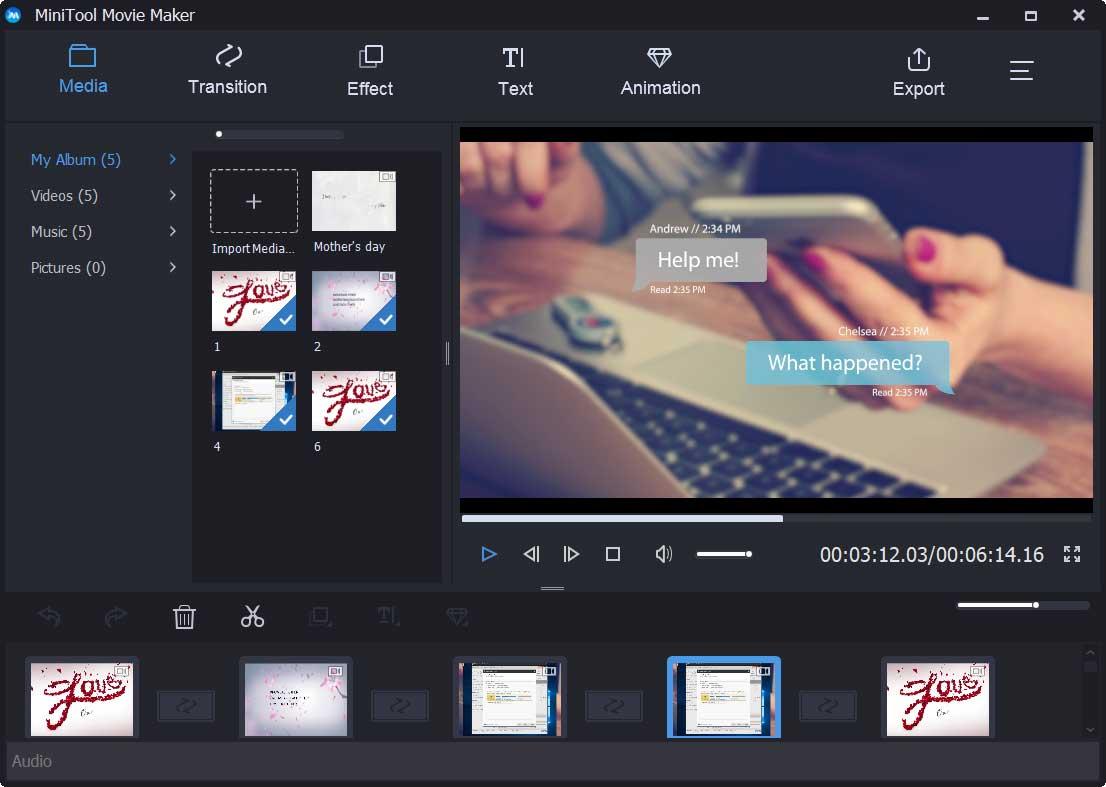 top 10 photo slideshow software free download