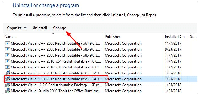 """How Can I Fix """"api-ms-win-crt-runtime-l1-1-0 dll missing"""