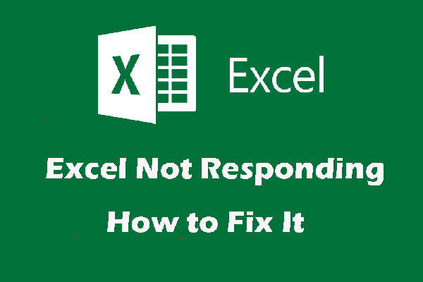 How Can You Fix Web Browser Won't Open Excel File? - MiniTool