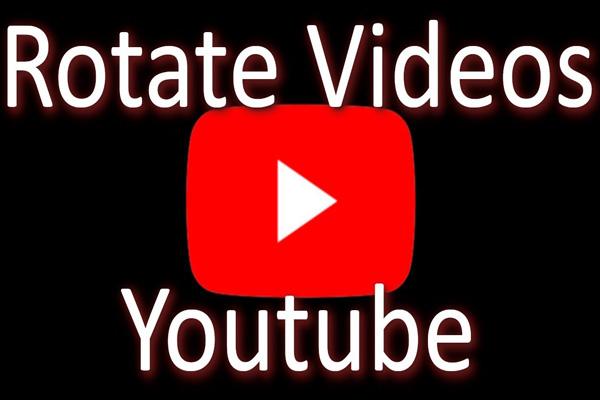 faire pivoter la vignette de la vidéo
