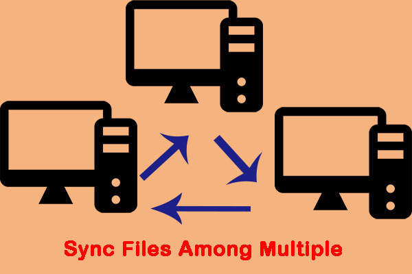 5 Useful Solutions to Sync Files Among Multiple Computers